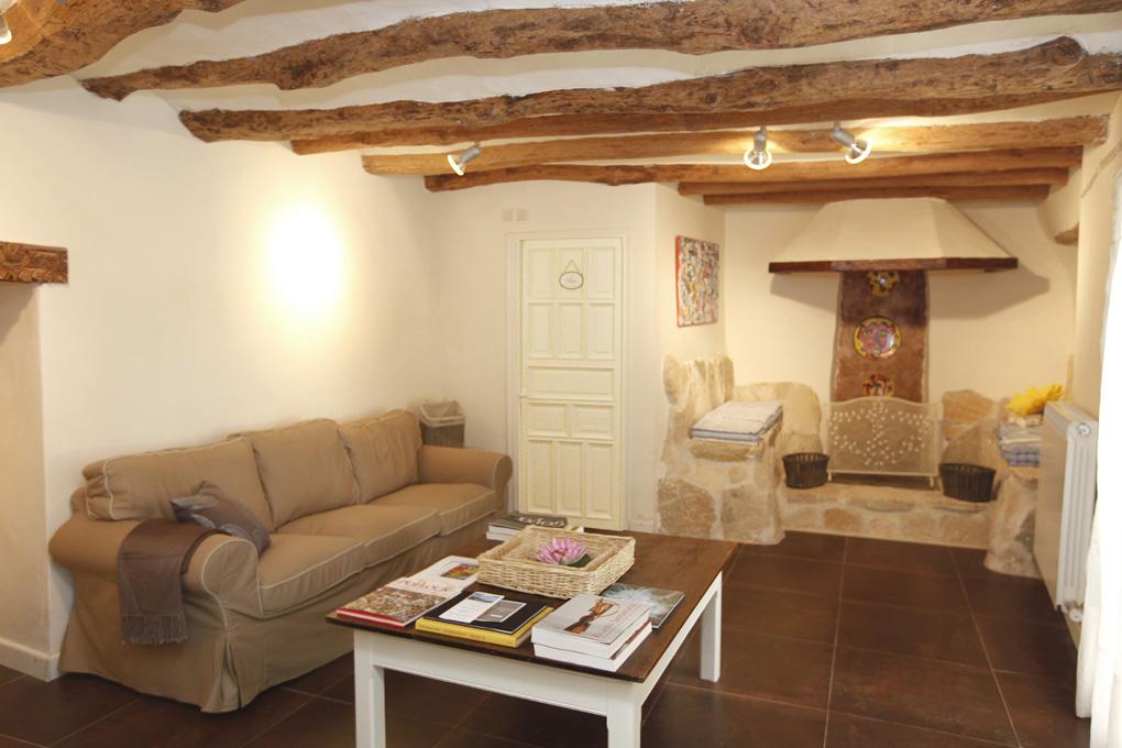 Terraza privada mobiliario de terraza barbacoa jard n - Casa del pintor ...